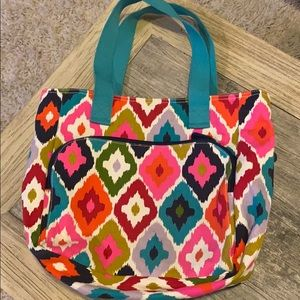 French Bull : Bright Canvas Tote 👜